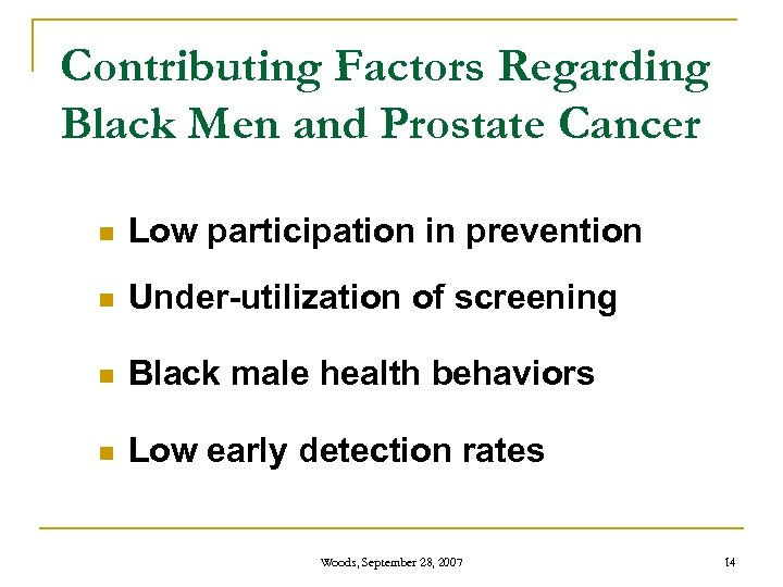 african american cancer disparity dissertation prostate treatment Health disparities in prostate cancer are well known by doctors who treat the disease african-american men are more likely to get but why a new study that looks at perceptions about prostate cancer treatment among black and white men may help medical experts zero in on some of.