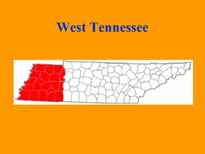 West Tennessee