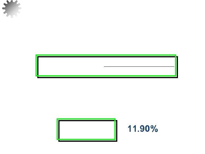 11. 90%