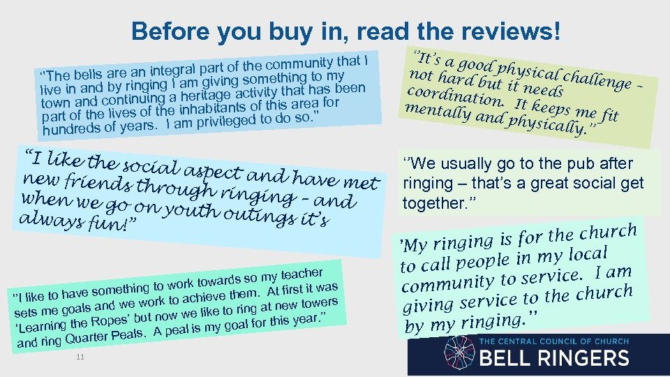 Before you buy in, read the reviews! unity that I tegral part of the