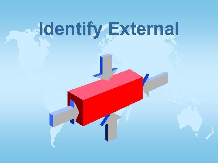 Identify External