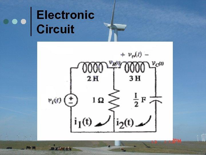 Electronic Circuit 5