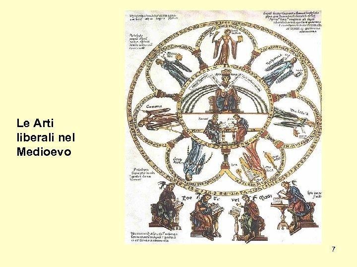 Le Arti liberali nel Medioevo 7