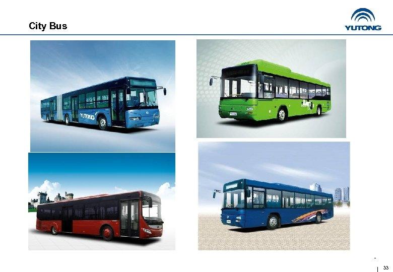 City Bus 33