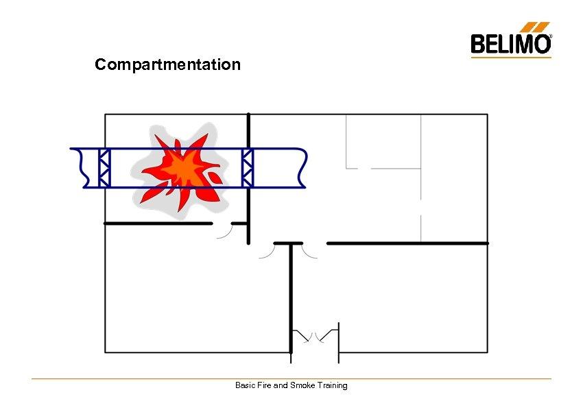 Compartmentation Basic Fire and Smoke Training
