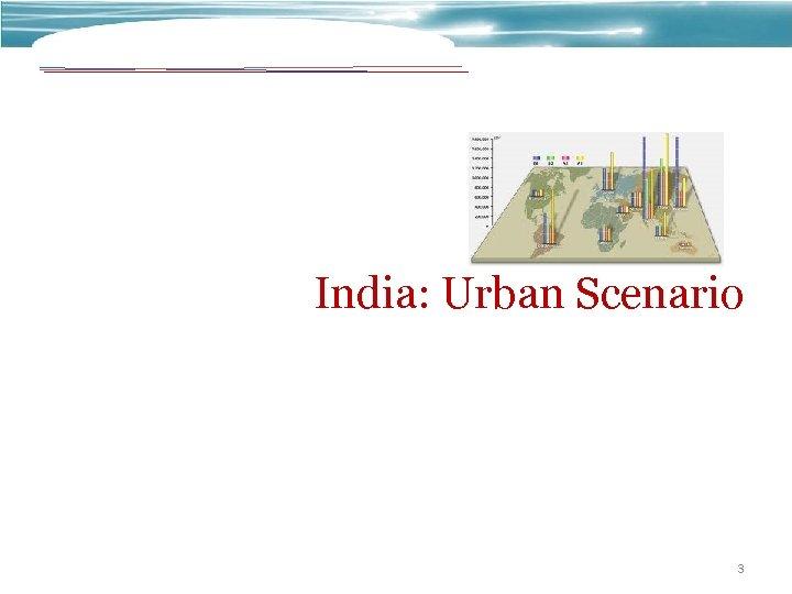 India: Urban Scenario 3
