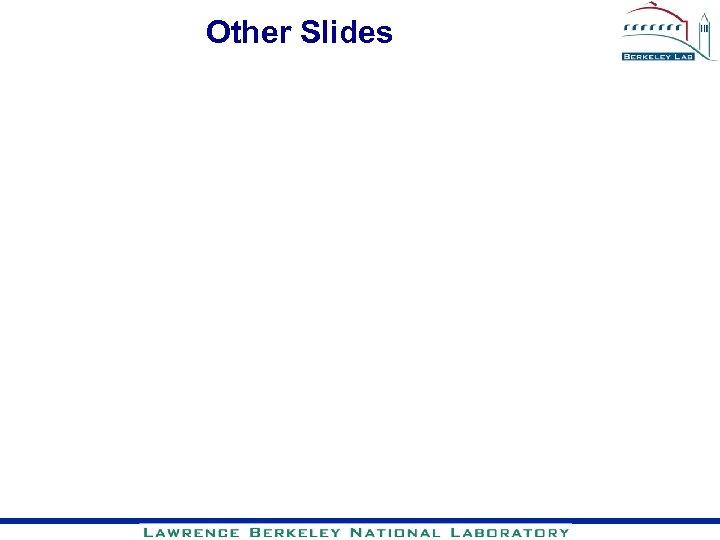 Other Slides