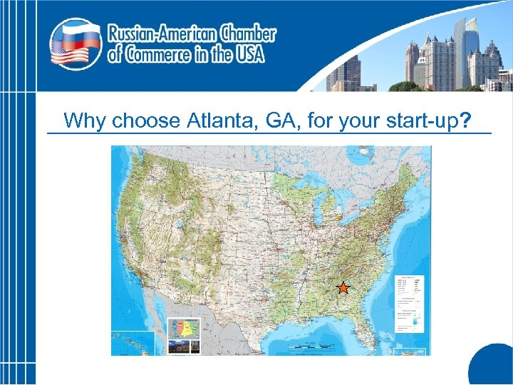 Why choose Atlanta, GA, for your start-up?