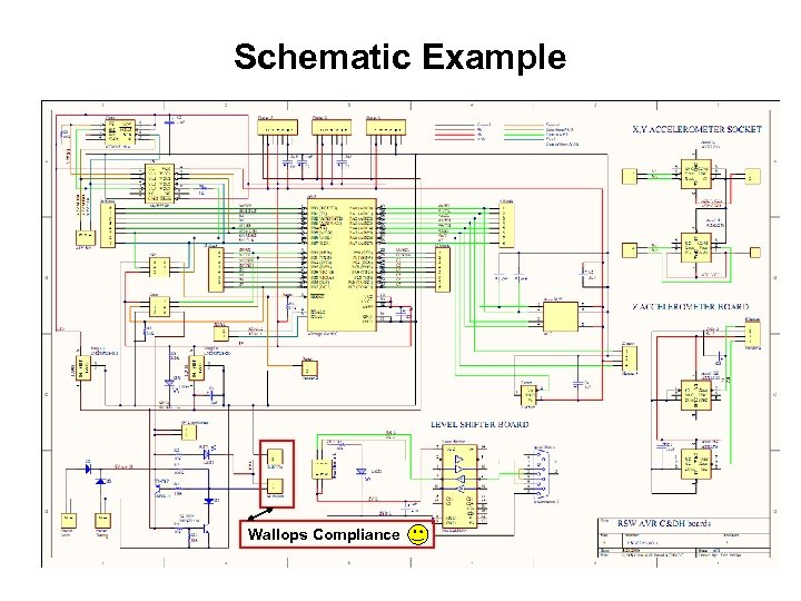 Schematic Example Wallops Compliance