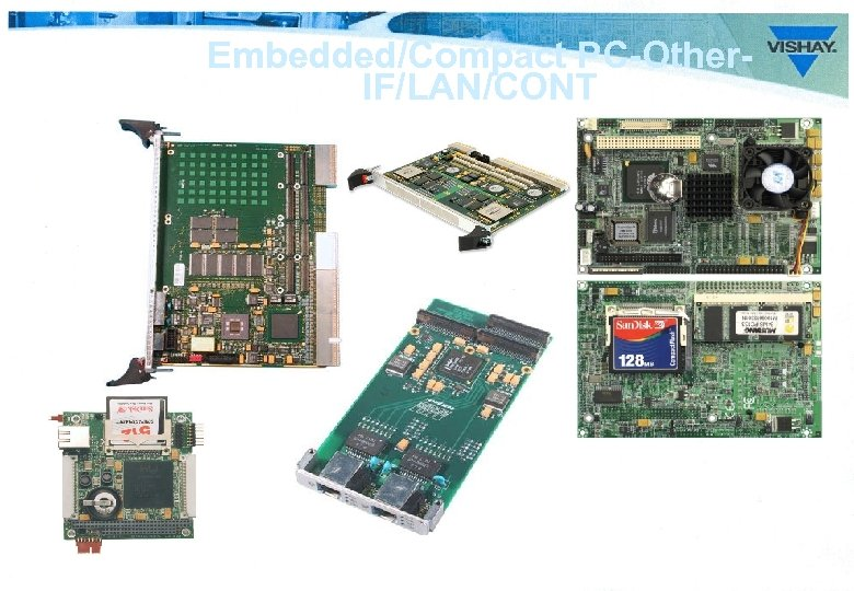 Embedded/Compact PC-Other. IF/LAN/CONT