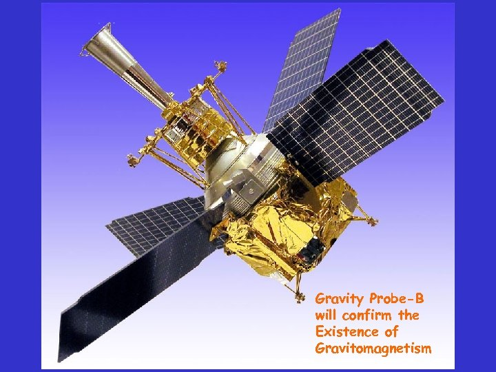 Gravity Probe-B will confirm the Existence of Gravitomagnetism