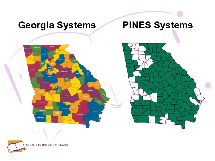 Georgia Systems PINES Systems