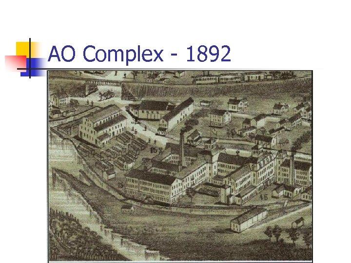AO Complex - 1892