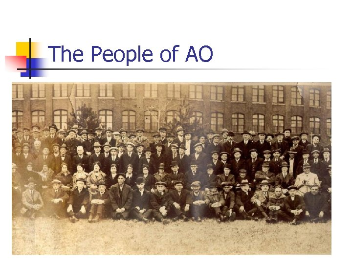 The People of AO