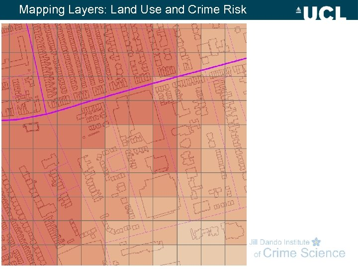 Mapping Layers: Land Use and Crime Risk