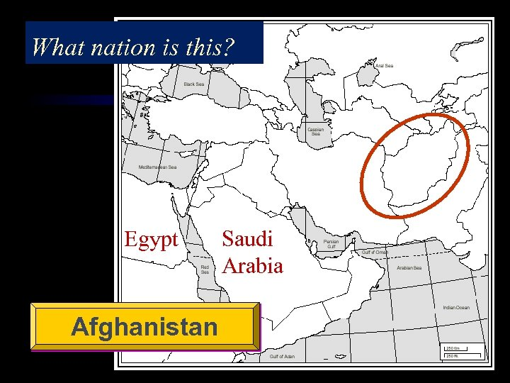 What nation is this? Egypt Afghanistan Saudi Arabia
