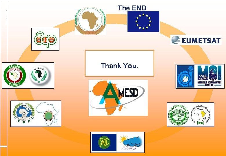 The END Thank You. CRAM workshop, 26 -30 November Nairobi