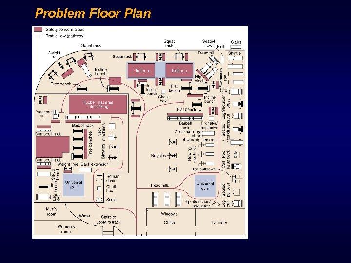 Problem Floor Plan