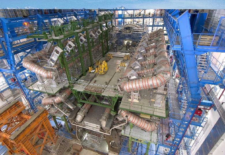The Large Hadron Collider § § § § 27 km circumference 1296 superconducting dipoles