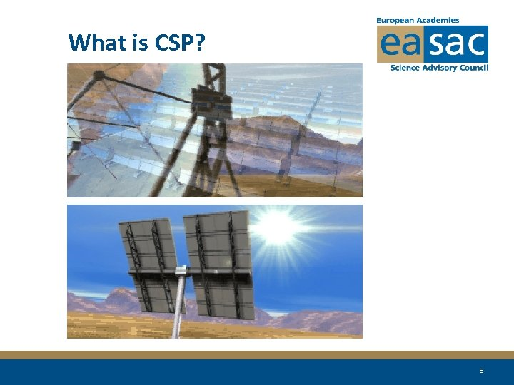 What is CSP? 6