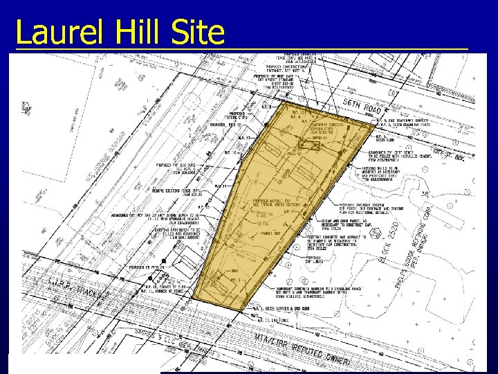 Laurel Hill Site