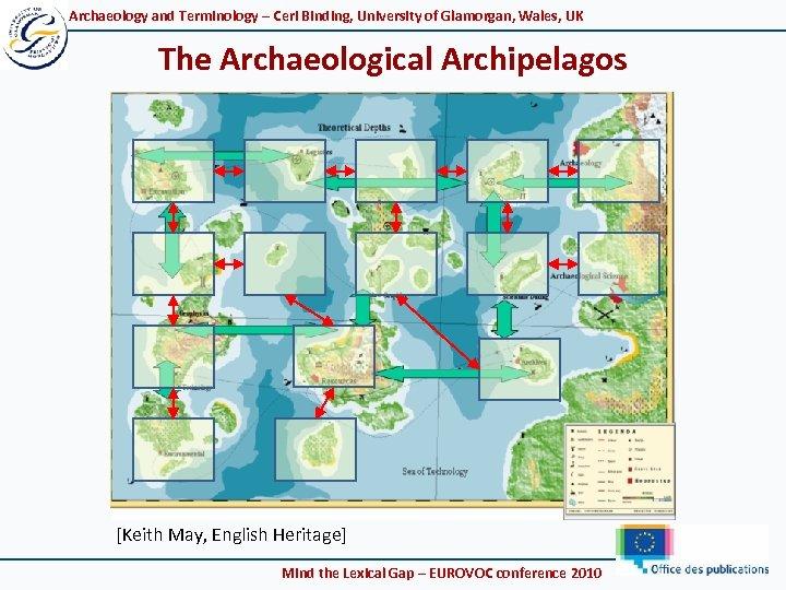 Archaeology and Terminology – Ceri Binding, University of Glamorgan, Wales, UK The Archaeological Archipelagos
