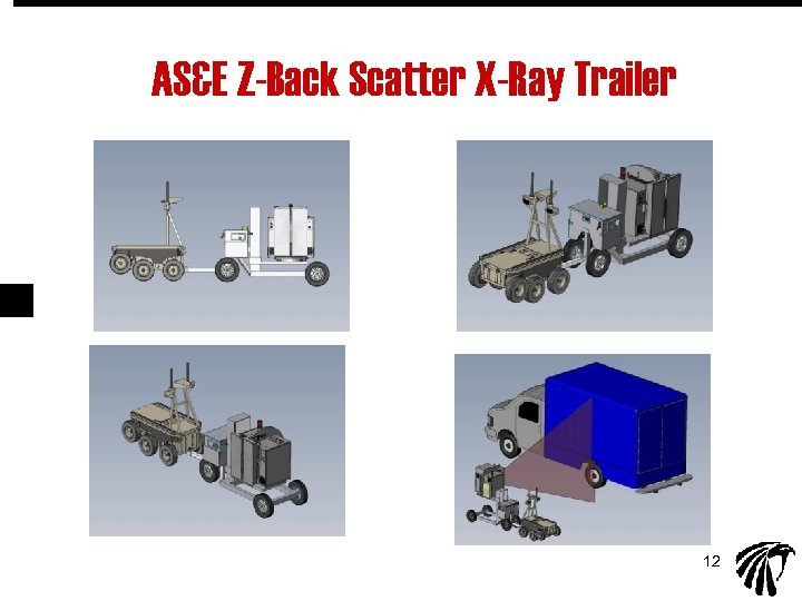 AS&E Z-Back Scatter X-Ray Trailer 12