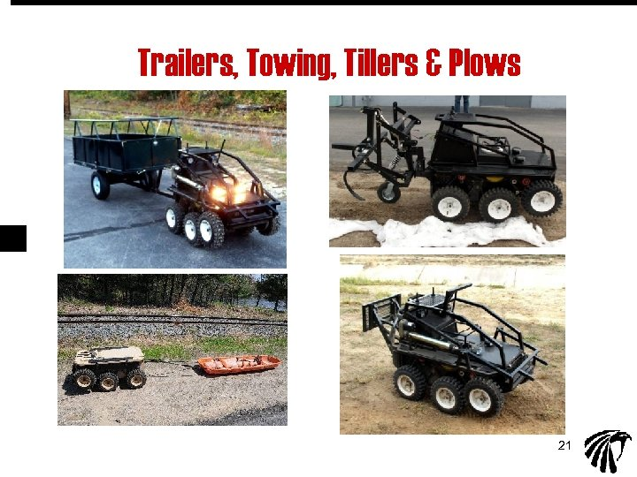 Trailers, Towing, Tillers & Plows 21