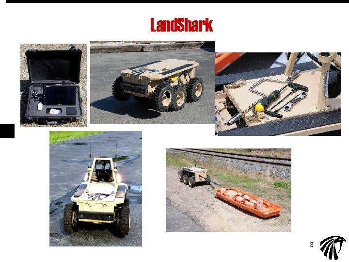 Land. Shark 3