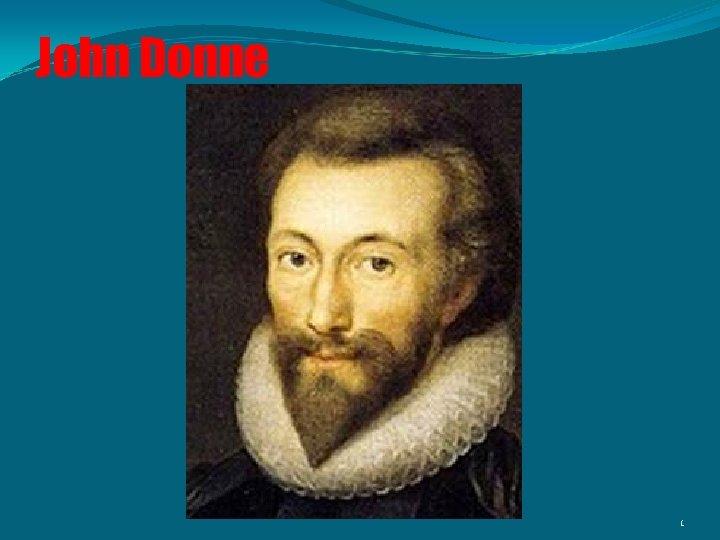 John Donne 1