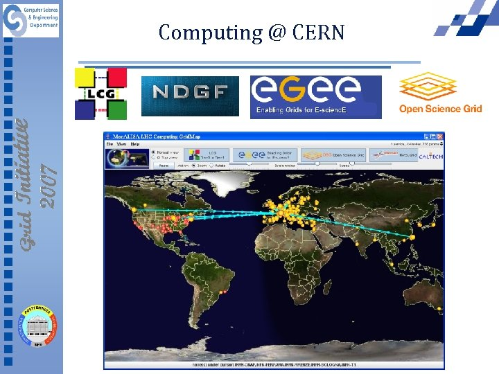 Computing @ CERN