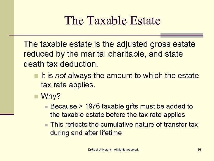 deductive from gross estate Just as mortgage interest for real estate used for business is deductible, other types of interest are deductible as well this includes financing costs and credit card interest however, to calculate this interest it is best to have separate credit cards for your business expenses.