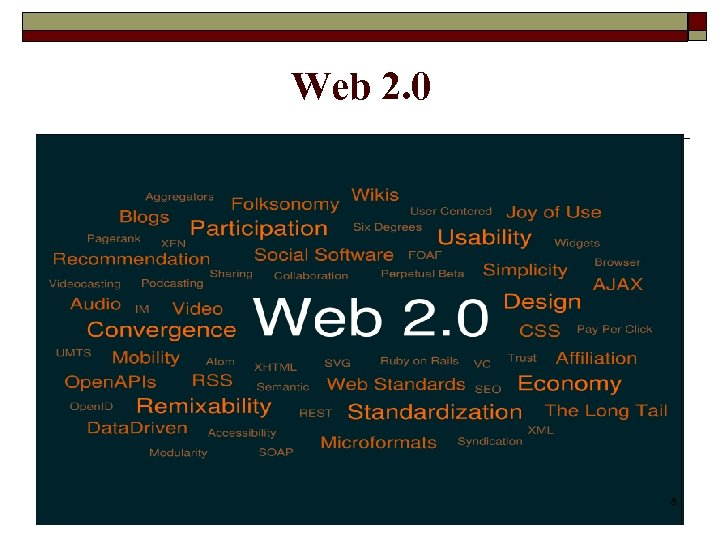 Web 2. 0 8