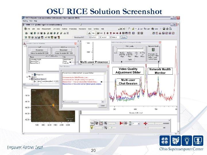 OSU RICE Solution Screenshot 20