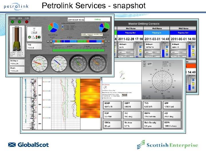 Petrolink Services - snapshot