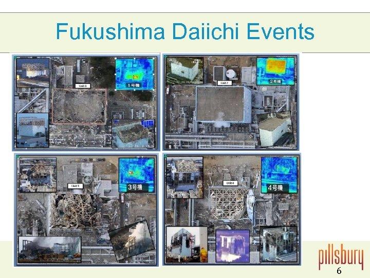 Fukushima Daiichi Events 6