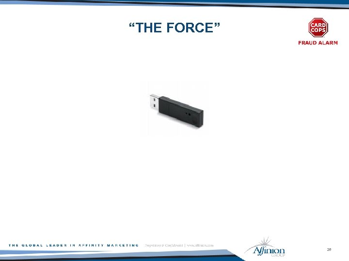 """THE FORCE"" 26"