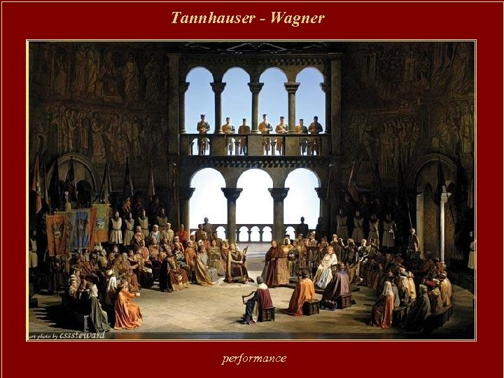 Tannhauser - Wagner performance