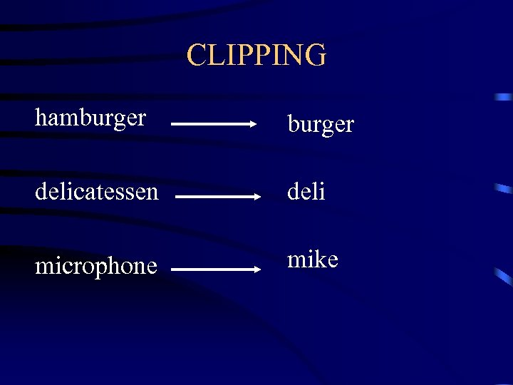 CLIPPING hamburger delicatessen deli microphone mike
