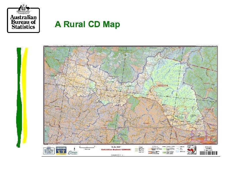 A Rural CD Map