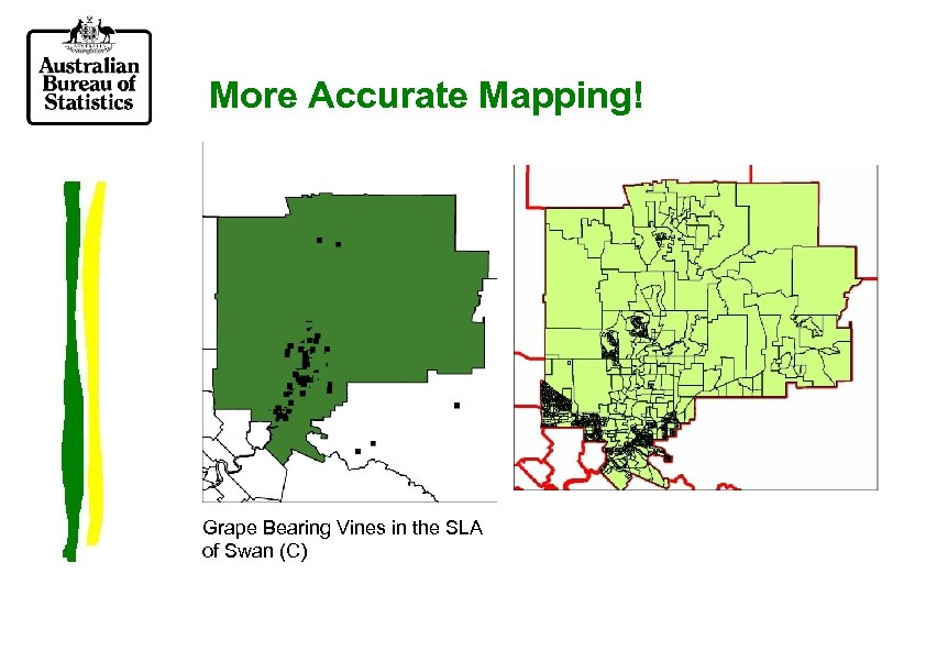 More Accurate Mapping! Grape Bearing Vines in the SLA of Swan (C)