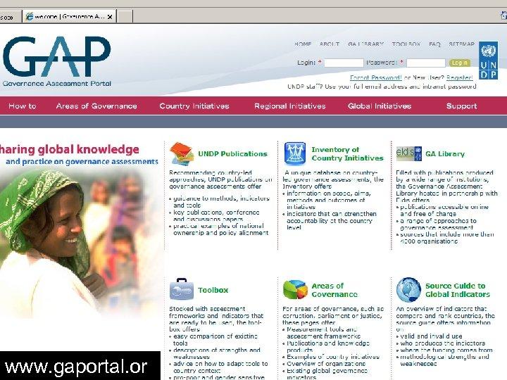 www. gaportal. or g www. gaportal. or