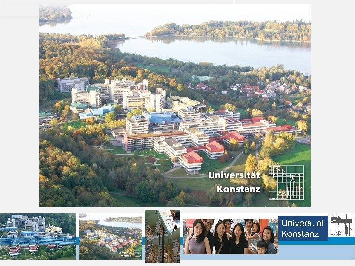 Univers. of Konstanz 1