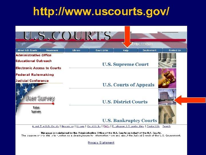 http: //www. uscourts. gov/