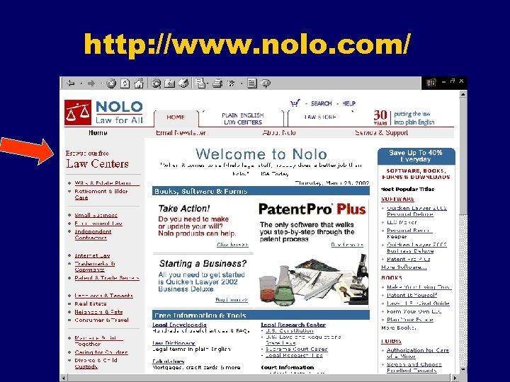 http: //www. nolo. com/