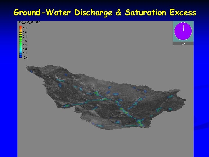 Ground-Water Discharge & Saturation Excess
