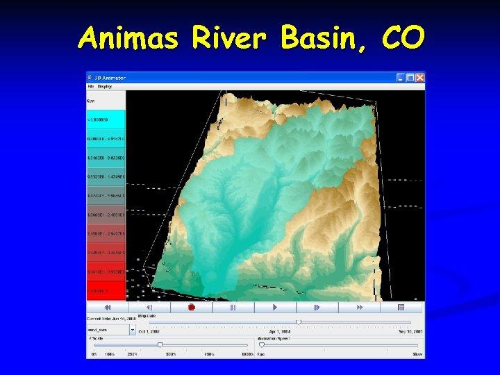 Animas River Basin, CO