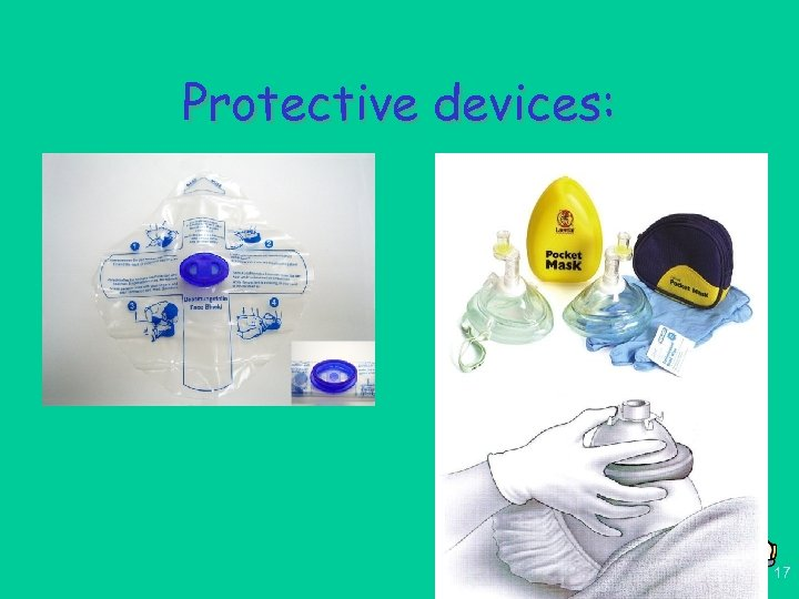 Protective devices: 17