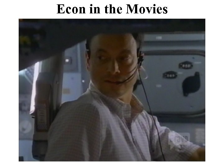 Econ in the Movies