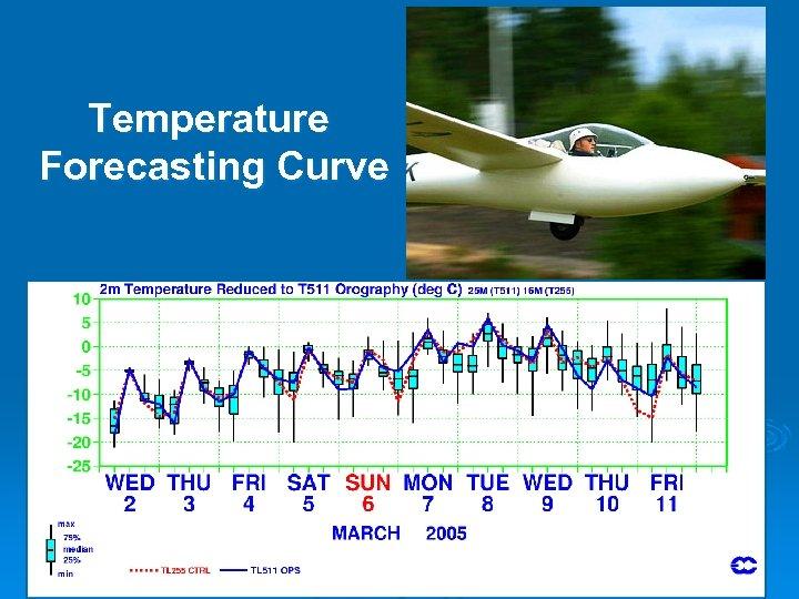 Temperature Forecasting Curve